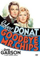 Auf Wiedersehen, Mr. Chips - Poster