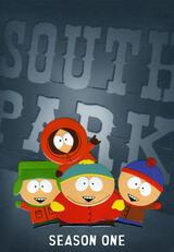 South Park - Staffel 1 - Poster