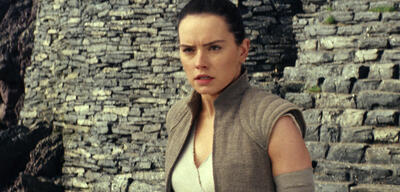 J.J. Abrams am Set von Star Wars 7: Das Erwachen der Macht