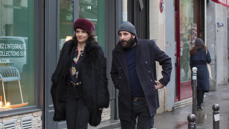 Zwischen den Zeilen mit Juliette Binoche und Vincent Macaigne