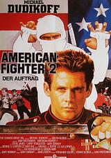 American Fighter 2 - Der Auftrag - Poster