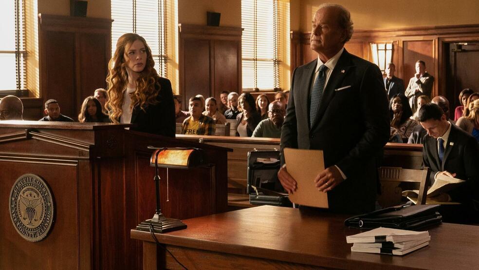 Proven Innocent, Proven Innocent - Staffel 1 mit Rachelle Lefevre und Kelsey Grammer