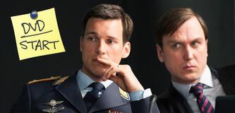 Der Angeklagte und sein Anwalt in Terror - Dein Urteil