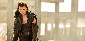 Bild zu:  Resident Evil 6, mit Milla Jovovich