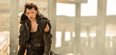 Resident Evil 6, mit Milla Jovovich