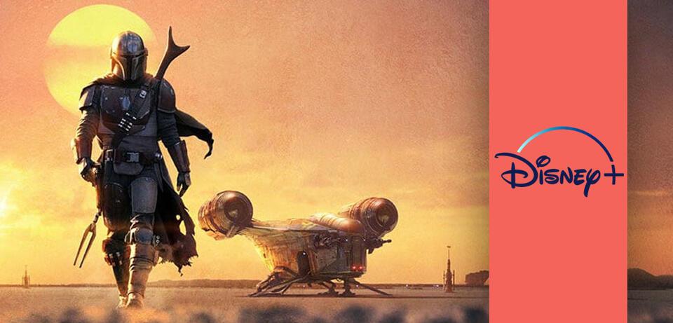Star Wars-Serie The Mandalorian