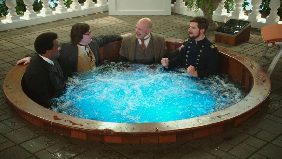 hot tub time machine 2 bild 19 von 28. Black Bedroom Furniture Sets. Home Design Ideas