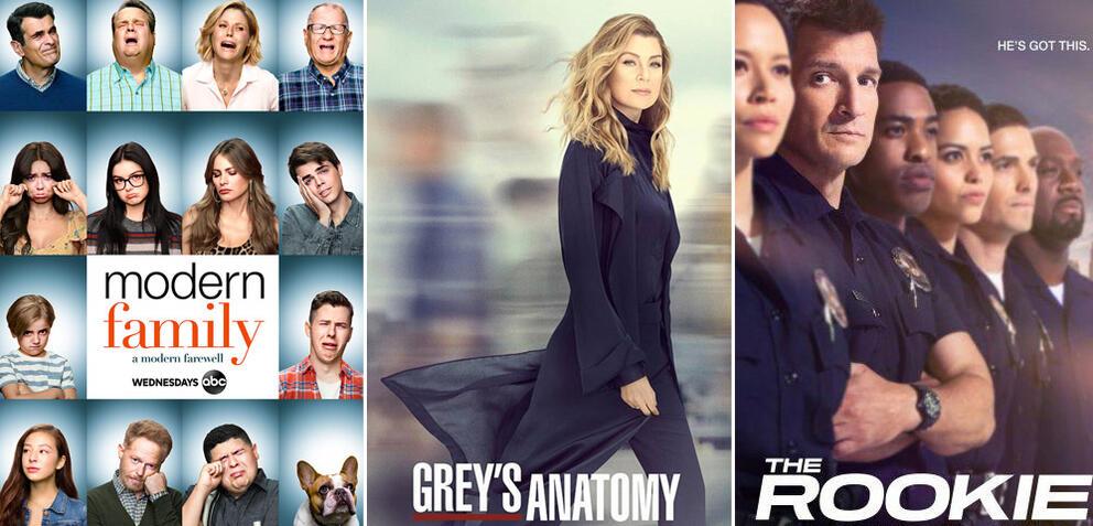 ABC Serien 2020/2021