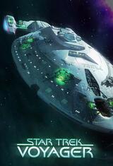 Star Trek: Raumschiff Voyager - Poster