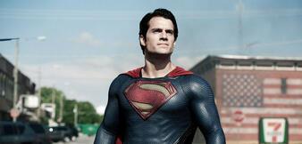 Nicht ganz unschuldig: Superman