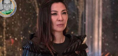 Michelle Yeoh alsSpiegel-Georgiou in Star Trek: Discovery