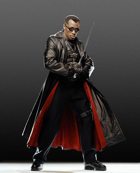 Blade: Trinity mit Wesley Snipes