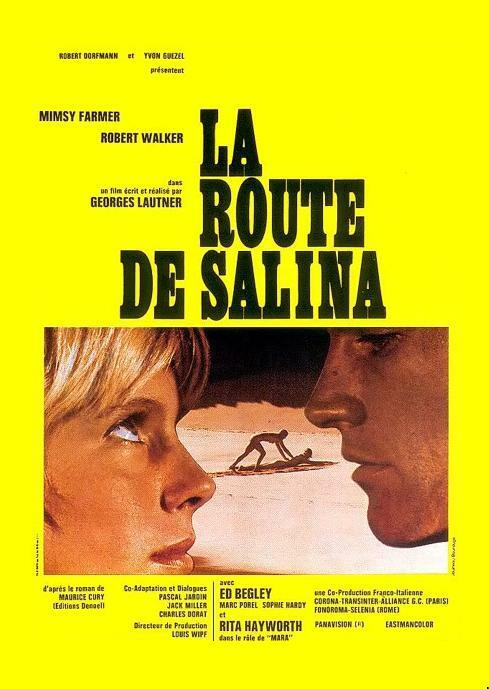 Die Straße nach Salina