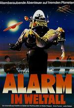 Alarm im Weltall Poster