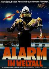 Alarm im Weltall - Poster