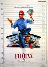 Filofax - Ich bin Du und Du bist nichts - Poster