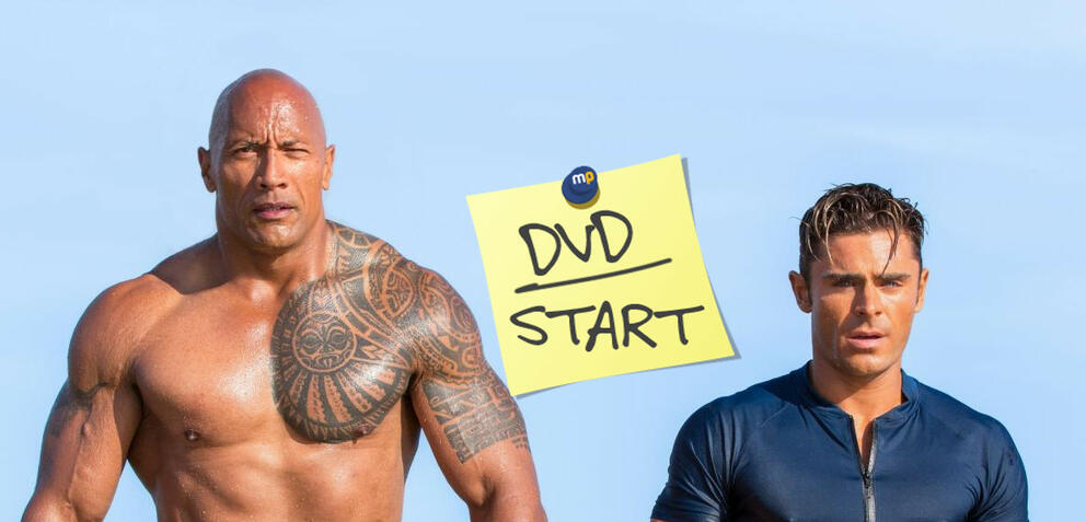 Baywatch: Dwayne Johnson und Zac Efron