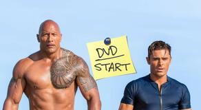 Baywatch:Dwayne Johnson und Zac Efron