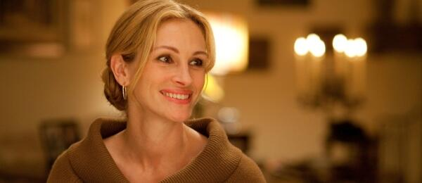 Julia Roberts in Eat, Pray, Love
