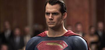Henry Cavill als Superman aka Clark Kent in Batman v Superman: Dawn of Justice