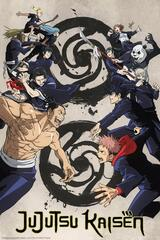Jujutsu Kaisen - Poster