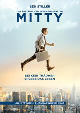 Das erstaunliche Leben des Walter Mitty - Poster