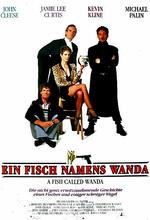 Ein Fisch namens Wanda Poster