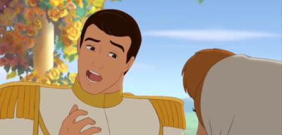 Prince Charming inCinderella - Wahre Liebe siegt