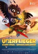 Überflieger - Kleine Vögel, großes Geklapper - Poster