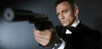 Bild zu:  Daniel Craig als James Bond in Skyfall