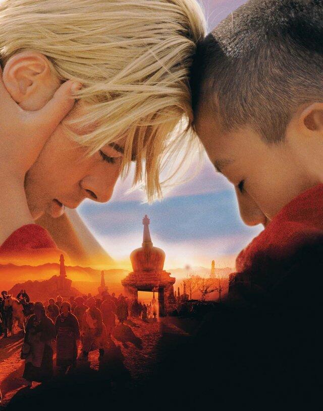 Sieben Jahre In Tibet Trailer