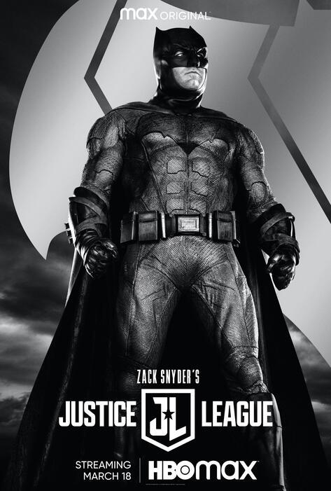Zack Snyder's Justice League mit Ben Affleck