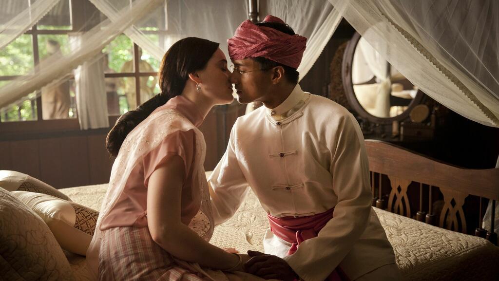 Dämmerung über Burma Film