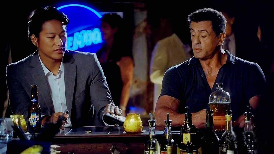 Shootout - Keine Gnade mit Sylvester Stallone