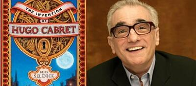 Martin Scorsese adaptiert Hugo Cabret