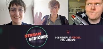 Podcast-Team: Andrea, Jenny und Max