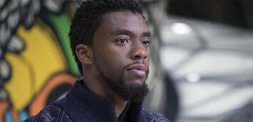 Bild zu:  Black Panther:Chadwick Boseman