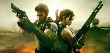 Chris Redfield und Sheva Alomar in Resident Evil 5