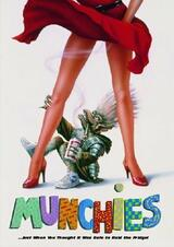 Die Munchies - Sexmonster aus dem All - Poster