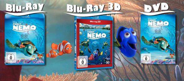 Wie findet ihr Nemo in HD?