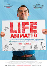 Life, Animated - Poster