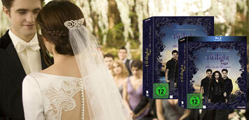 Bild zu:  The Complete Collection: Die Twilight Saga - Bis(s) in alle Ewigkeit