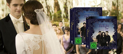 The Complete Collection: Die Twilight Saga - Bis(s) in alle Ewigkeit