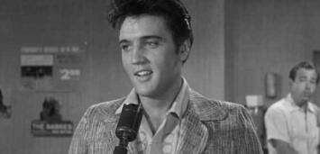 Bild zu:  Elvis in Jailhouse Rock
