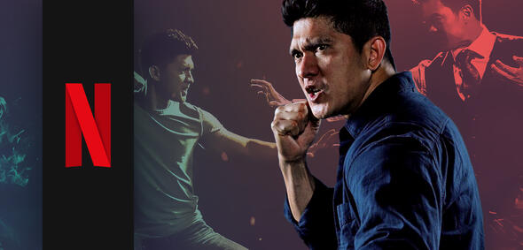 Iko Uwais in Wu Assassins