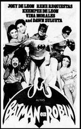 Alyas Batman en Robin - Poster