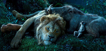 Der König der Löwen: Simba, Timon und Pumba