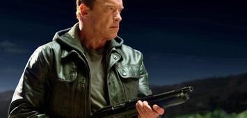 Bild zu:  Arnold Schwarzenegger in Terminator 5: Genisys