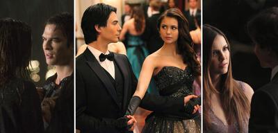 Das Traumpaar von Vampire Diaries: Elena und Damon