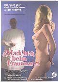 Mädchen beim Frauenarzt - Poster